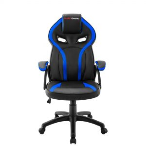 MARS GAMING - CHAIR MGC118 PRETO/BLUE GASLIFT CL4