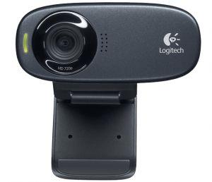 Logitech C310 5MP 1280 x 720pixels USB Preto