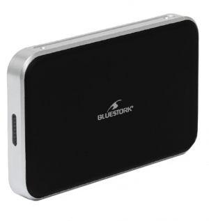 BLUESTORK - BS-EHD-25/COMBO/30 Caixa de DISCO DURO/SSD 2.5P Preto, Silver