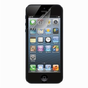 BELKIN - PROTECTOR DE LCD IPHONE5 ANTI-SMUDGE PACK 2 F8W180CW2