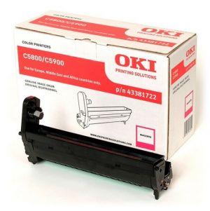 OKI - EP CART C5800 / 5900 / C5550MFP Magenta (20K)