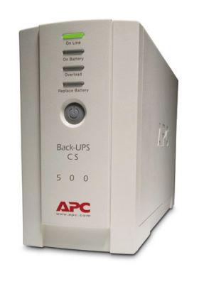 APC - APC Back-UPS CS 500 USB / Serial