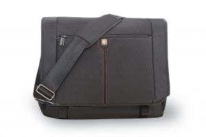 VERBATIM - MESSENGERBAG BERLIN16 BLACK