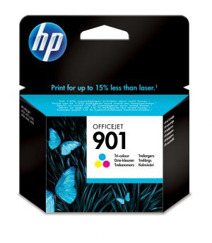 HP - Ink Cart 901 /  TRI Officejet