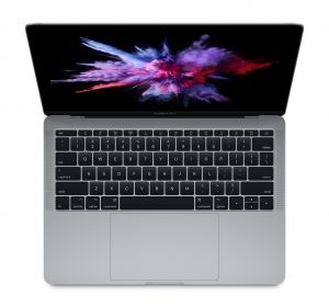 APPLE - 13-inch MacBook Pro: 2.3GHz dual-core i5: 256GB - Space Grey