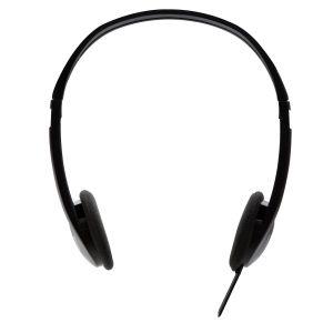 V7 - AUDIO - AUDIO STANDARD HEADPHONES BLK ACCS STEREO  - HA300-2EP