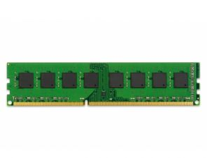 Kingston Technology ValueRAM 4GB DDR3-1333 4GB DDR3 1333MHz módulo de memória