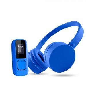 ENERGY SISTEM - AURICULAR HEARPHONES + MP3 MUSIC PACK BLUETOOTH 8GB RADIO/FM 443857