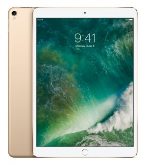 APPLE - 10.5-inch iPad Pro Wi-Fi + Cellular 64GB - Gold