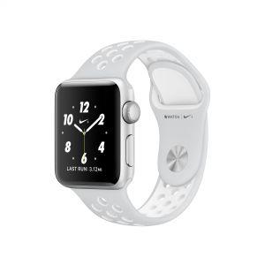 Apple Watch Nike+ OLED 28.2g Prateado relógio inteligente