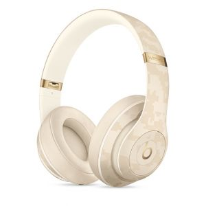 APPLE - Auscultadores Beats Studio3 Wireless - Camo Collection - Sand Dune