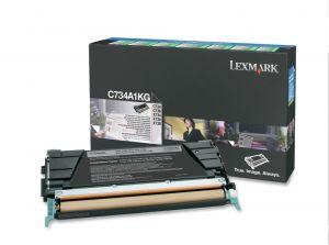 LEXMARK - C73X / X73X Toner Preto com Programa de Retorno (8K)