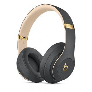 APPLE - Beats Studio3 Wireless Over-Ear Headphones - Shadow Grey