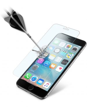 CELLULARLINE - TEMPGLASSIPH647S CLEAR SCREEN Protetor IPHONE 6S 1Unid. Protetor de Ecrã