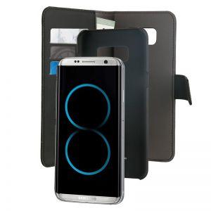 PURO - Bolsa Livro Galaxy S8 Preto SGS8BOOKC3BLK