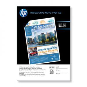 HP - Laser Photo Paper: Matt: A4 size (100 sheets)