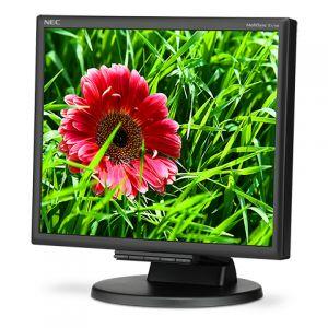 NEC - MultiSync E171M - Monitor LED - 17P (17P visível) - 1280 x 1024 - 250 cd/m² - 1000:1 - 5 ms - DVI-D, VGA - altifalantes -  - 60003582