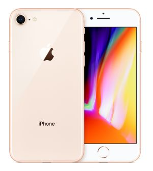 APPLE - iPhone 8 64GB Gold