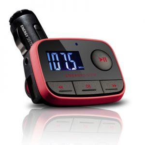 ENERGY SYSTEM - Energy Car MP3 f2 Racing Red - Transmissor FM - vermelho