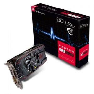 SAPPHIRE - RADEON RX 560 4G GDDR5 OC CTLR PCI-E HDMI DVI-D DP