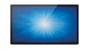 ELO - TOUCH DISPLAYS - 5502L 55IN LCD VGA HDMI USB MNTR CONTROLL WORLWIDE CLEAR GRA