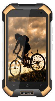POSIFLEX - Mustek MK-6000S - Portátil - Android 6.0 (Marshmallow) - 16 GB - 4.7P IPS (1280 x 720) - câmara posterior + câmara frontal - slot microSD - Bluetooth, Wi-Fi, NFC - 4G
