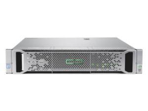 HP - ProLiant DL380 Gen9 E5-2620V4 2.1GHz 8-core 1P 16GB-R 24SFF SAS 800W RPS EU Server/TV