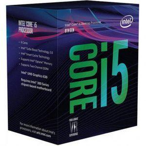 INTEL - Core I5-8600K 3.6GHZ 9M LGA1151 14NM BX80684I5-8600K