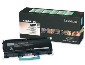 LEXMARK - TONER X264 / X36X C / RET. 3.5K