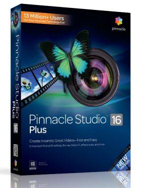 COREL - Pinnacle Studio 16 Plus /  EN WIN