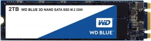 WD - SSD CONSUMER - WD BLUE SSD 2TB M.2 T 3D NAND SATA