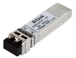 D-LINK - 10GBase-SR SFP+ Transceiver, 80/300m