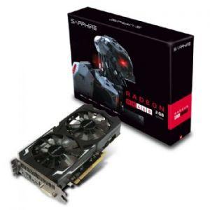 SAPPHIRE - RADEON RX 460 2GB GDDR5 CTLR PCI-E HDMI DVI-D DP OC