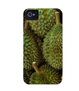 CASE-MATE - BARELYTHERE IPHONE 4 NG FRUIT (FR2-DURIO)