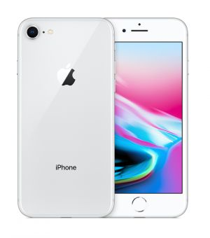 APPLE - iPhone 8 64GB Silver