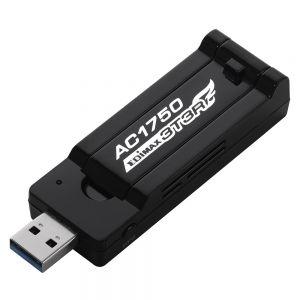 Edimax - EW-7833UAC Placa de rede WiFi AC1750 USB