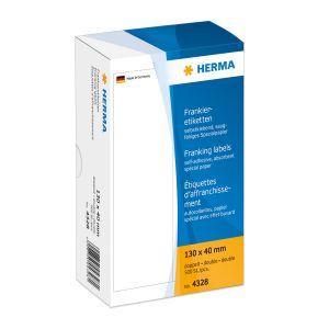 HERMA 4328 Rectângulo Branco 500peça(s) etiqueta autocolante
