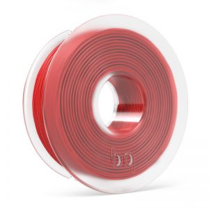 BQ - PLA bq 1,75mm Ruby red 300g - Compativel: Wit1/Wit2/Prui3/Hep1/Hep2
