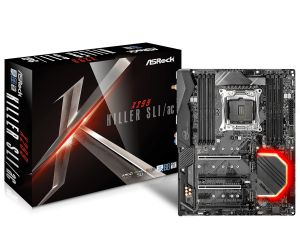 ASROCK - Board X299 KILLER SLI/AC INTEL 2066 X299 8DDR4 8SATA3