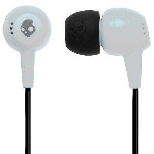 SKULLCANDY - SKULLCANDY EARPHONE JIB IN-EAR W/O MIC WHITE