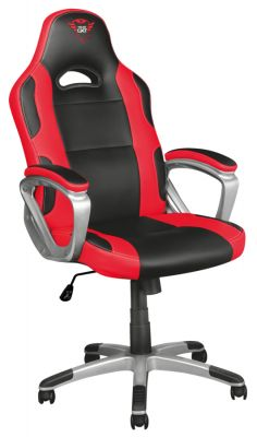 TRUST - CADEIRA GAMING RYON GXT705 RED/BLACK