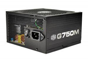 COOLER MASTER - FONTE ALIM G 750M MODULAR 3D 80 PLUS BRONZ