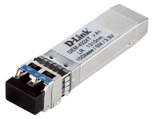 D-LINK - 10GBase-LR SFP+ Transceiver, 10km