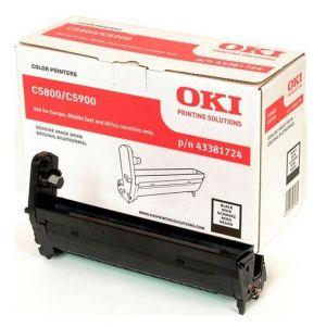OKI - EP CART C5800 / 5900 / C5550MFP - Black (20K)