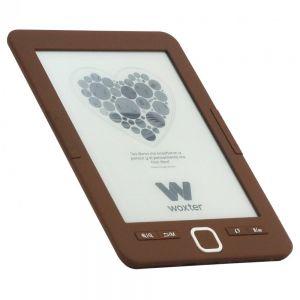 WOXTER - SCRIBA 195 6P 4GB CHOCOLATE LECTORE de E-BOOK - EB26-044