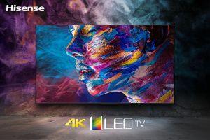 HISENSE - H65NU8700  65P ULED 4K ULTRA HD