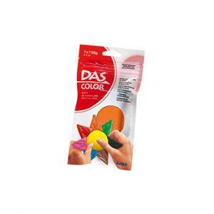 DAS - Pasta de modelar DAS Color Laranja 150gr