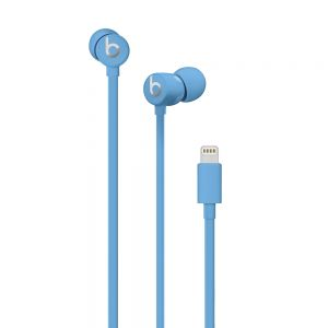 APPLE - Beats urBeats3 Earphones with Lightning Connector – Blue