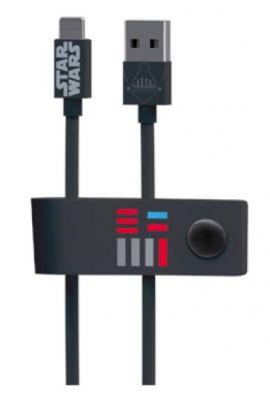 TRIBE - Cabo Star Wars USB-lightning darth vader