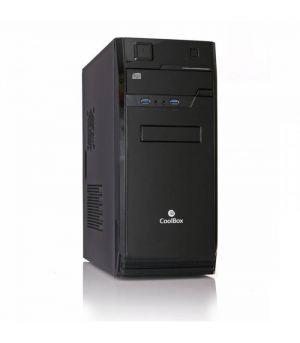 COOLBOX - F70 TORRE 300W Preto Caixa de PC